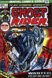 Ghost Rider Comics (1973 Series)